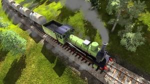 Nowy symulator pociągu. Train Fever debiutuje na Steamie