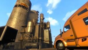 American Truck Simulator – pustynne klimaty na nowych zrzutach ekranu