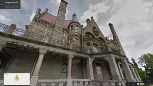 Szpitale, lochy i więzienie. Opuszczone miejsca w Google Street View zachęcają do wizyty…