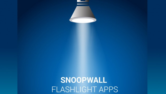 Raport SnoopWall na temat latarek