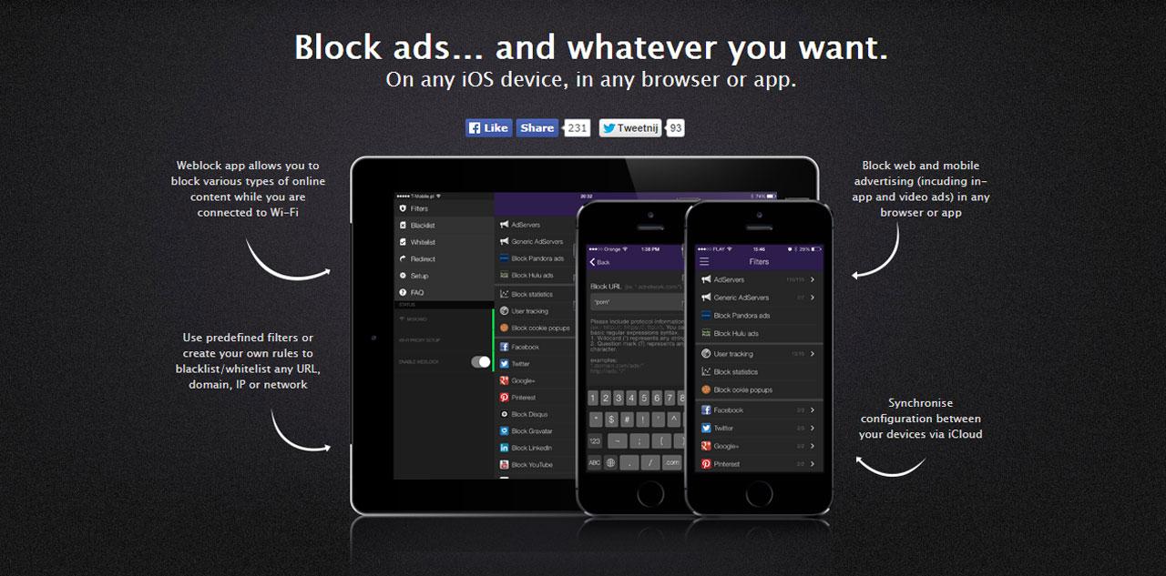 Jak zablokować reklamy na iPhonie i iPadzie?