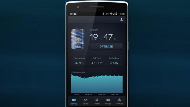 oszczędzanie baterii android