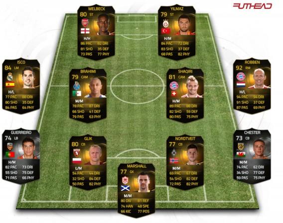 11 tygodnia FIFA