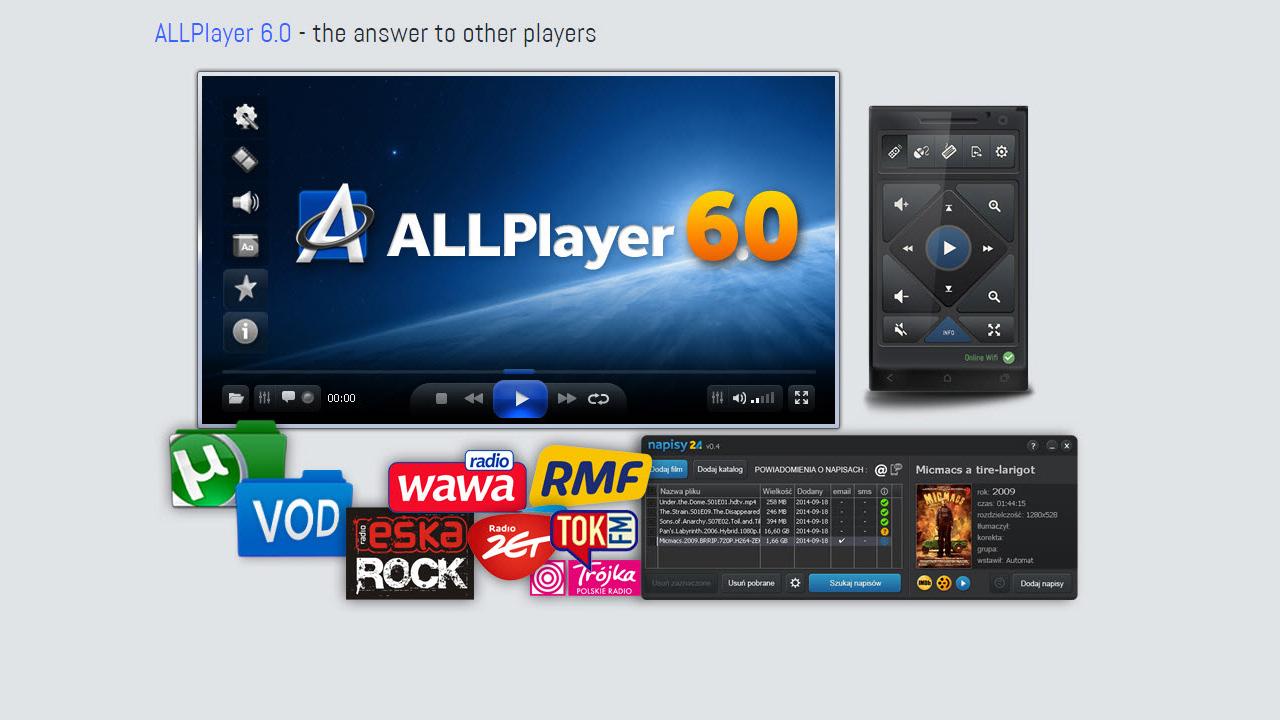 ALLPlayer 6.0 już gotowy do pobrania!