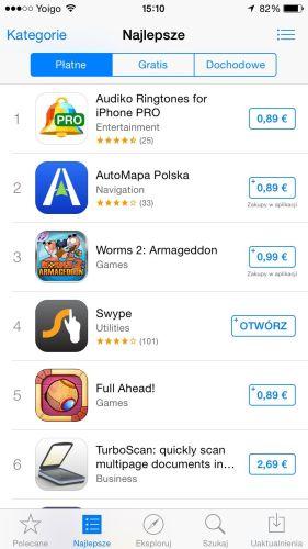 AppStore PL