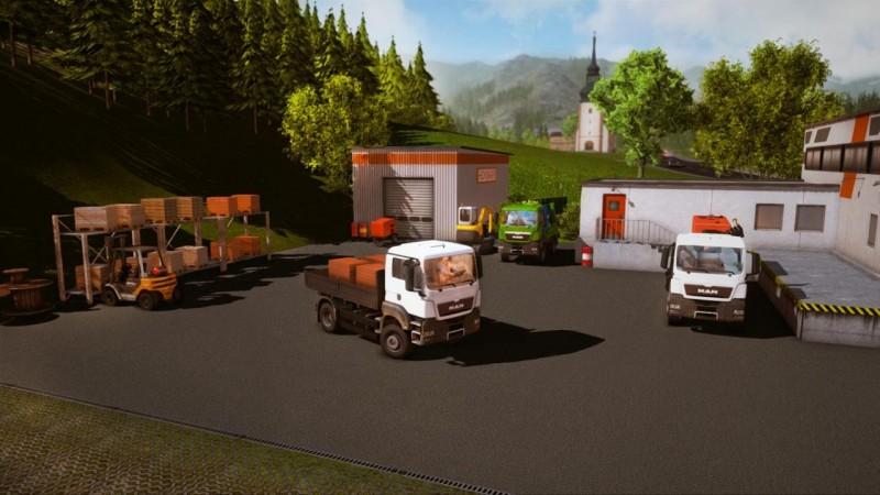Dziś premiera Construction Simulator 2015. Zobacz trailer i wymagania