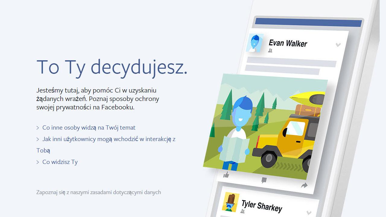 Facebook aktualizuje swoje zasady i regulamin, udostępnia też ciekawy poradnik