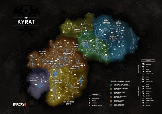 Kyrat w Far Cry 4