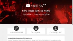 YouTube Music Key Beta, czyli Google dla melomanów