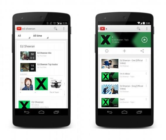 Music Key YouTUbe Google