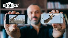 ReClick, czyli robienie zdjęć smartfonem z Softonic - jak wykadrować gotowe zdjęcia?
