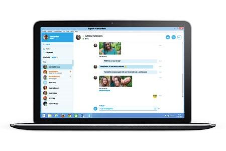 Skype w przeglądarce