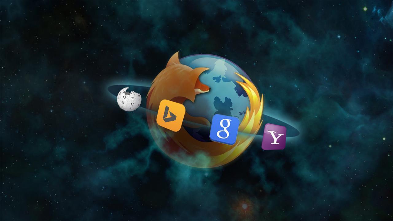 Jak zmienić wyszukiwarkę w przeglądarce Firefox