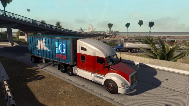 American Truck Simulator ETS