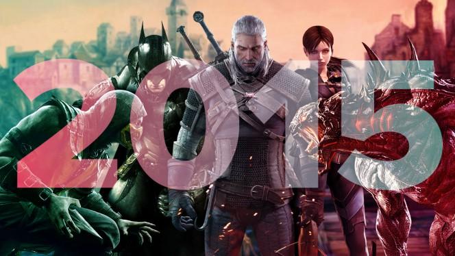 Premiery gier 2015