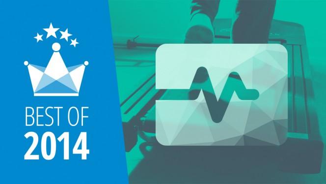 Najlepsze aplikacje 2014 sport i zdrowie