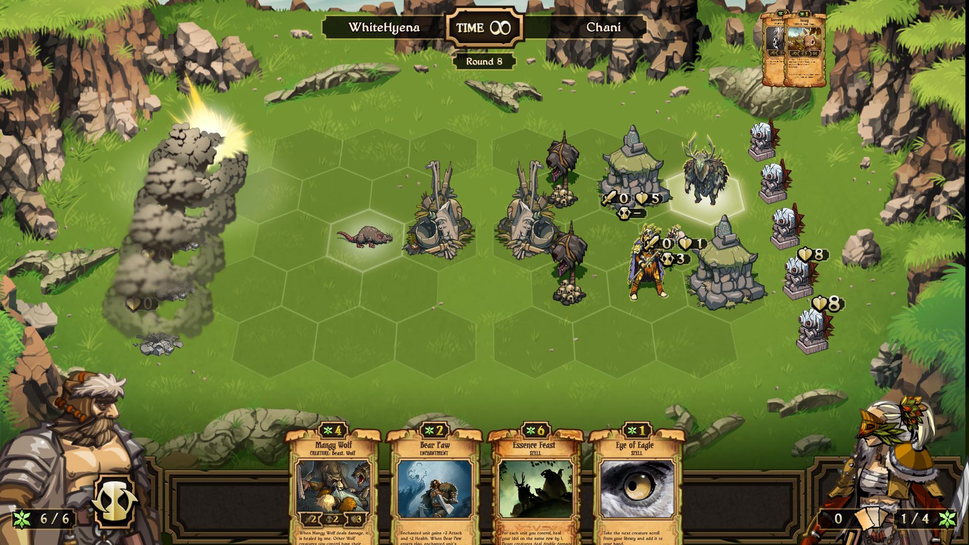 Scrolls – strategiczna gra karciana od Mojang już w sklepie Google Play!