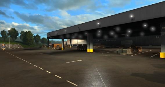 Hangary Volvo w ETS 2 Scandinavia