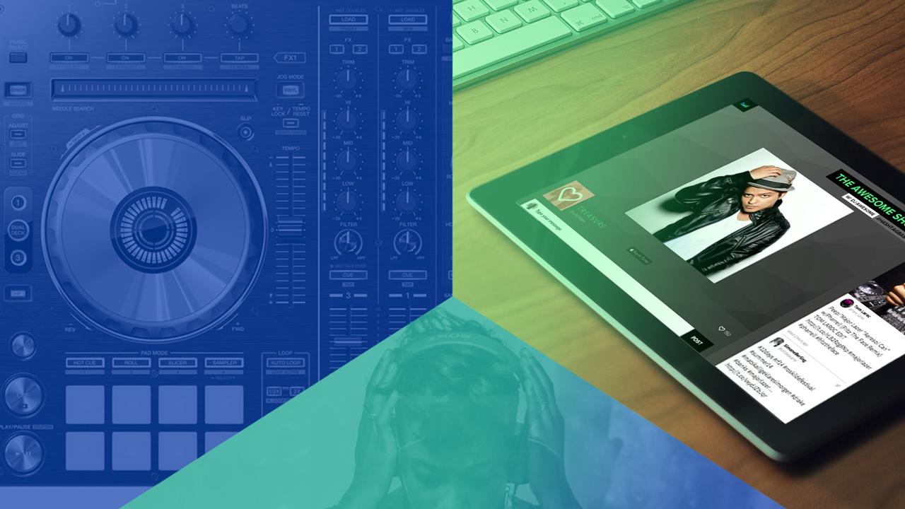 Odkryj Unltd.fm, radio, w którym ty jestesteś DJ-em !