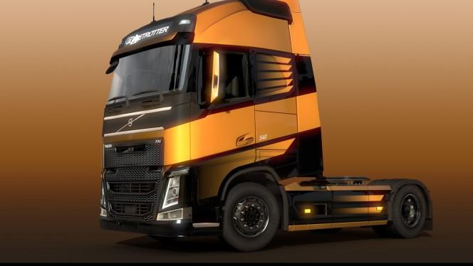 Raven Truck Design DLC