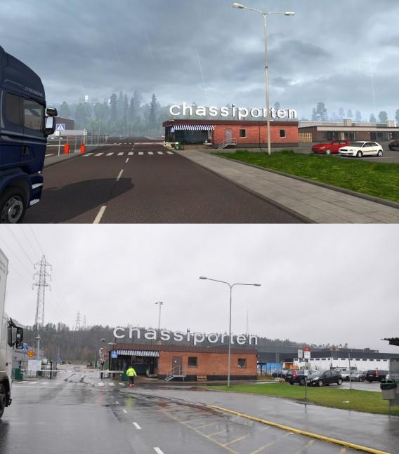 Scania w Södertälje