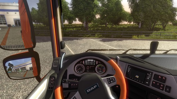 DAF Euro 6 SCS Software