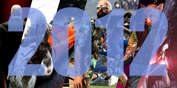 Najlepsze gry roku 2012