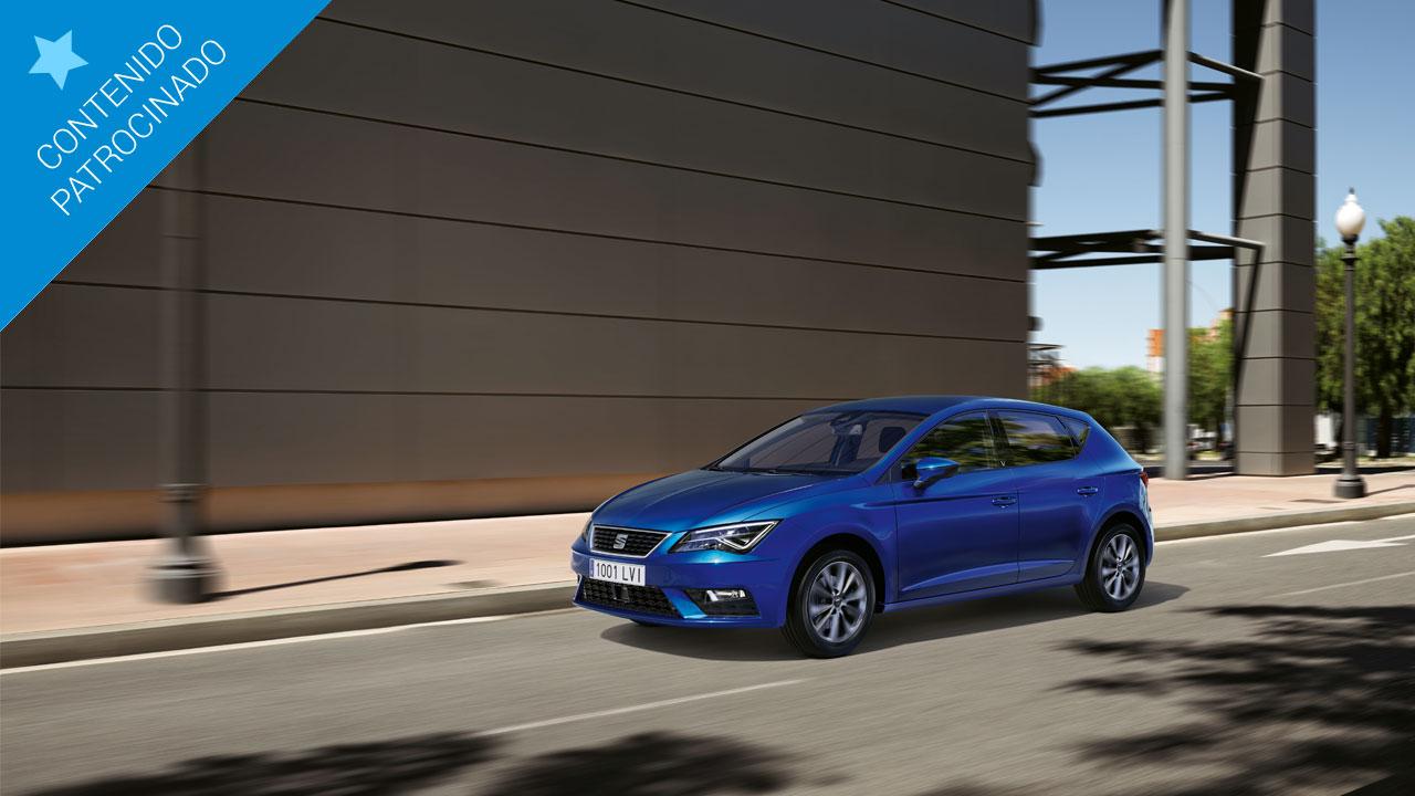 Nuevo SEAT León VISIO: el coche inteligente actualizado para las nuevas ciudades