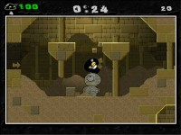 Screenshot de juego Gish
