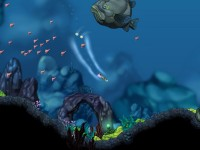 Screenshot de juego Aquaria