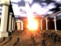 Screenshot de juego Darwinia