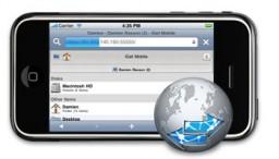 Tu Mac en tu iPhone en 60 segundos, cronómetro en mano