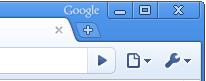 Más botones de Chrome
