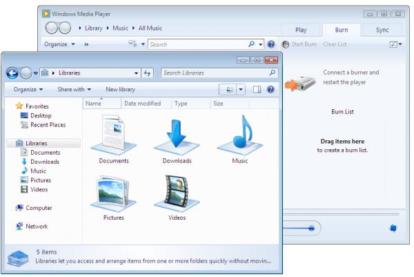 Descubre las novedades de Windows Seven