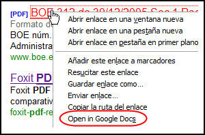 Open in Google Docs