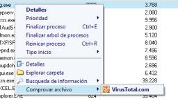 Eliminando virus manualmente (II): Buscar y destruir