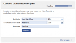 Manual de Facebook (I): Primeros pasos