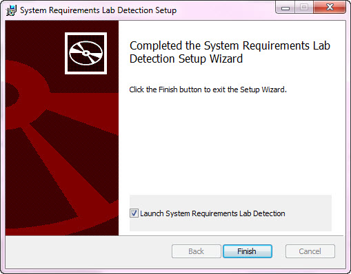 Installez le logiciel