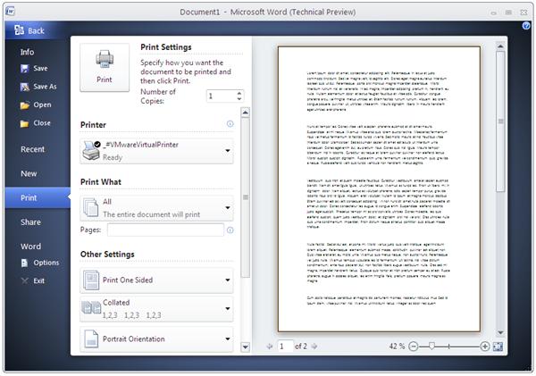 Office 2010 las novedades m s interesantes for En word cual es el interlineado