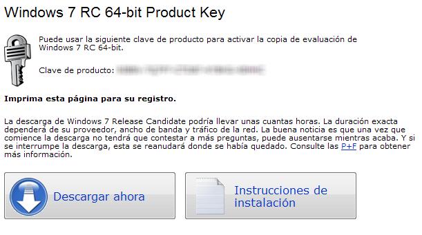 clave de activacion windows 7 ultimate