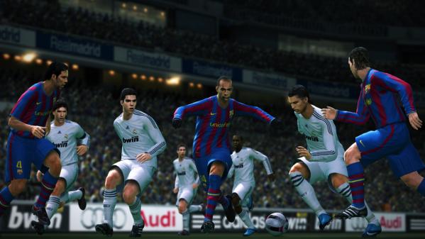 Madrid vs. Barcelona
