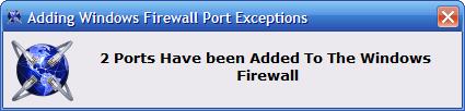Abrir puertos en el firewall de Windows