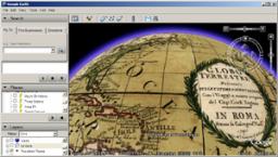 Mapas históricos en Google Earth