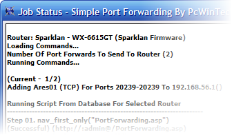 Actualizar el router