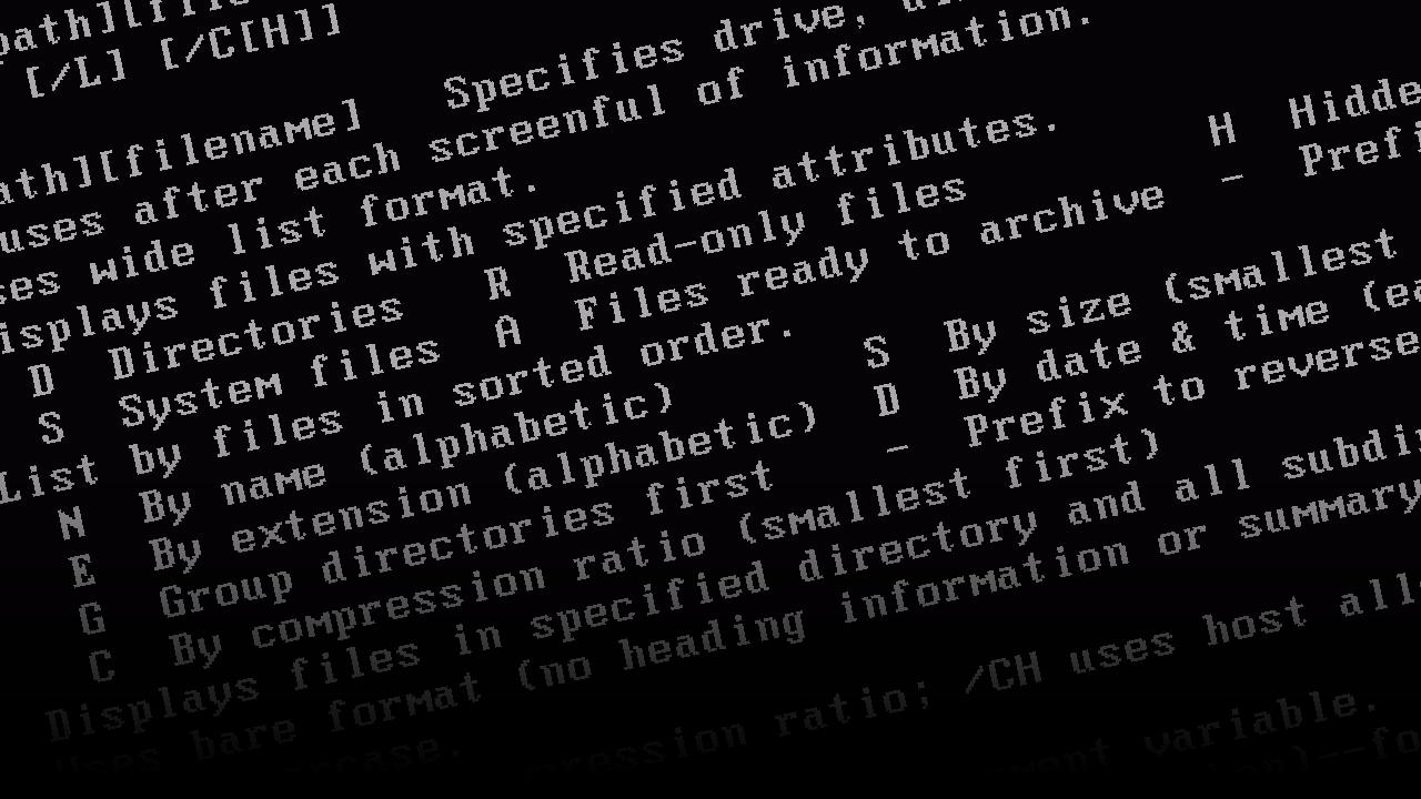 Cómo crear un USB de arranque MS-DOS
