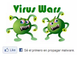 Virus y Facebook