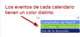 Crea tus calendarios personales con Google Calendar