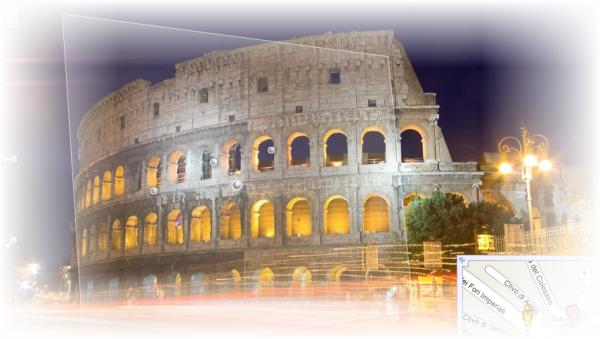 De turismo con Google Maps y sus fotografías