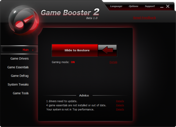 Game Booster 2