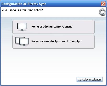 inicio-sync